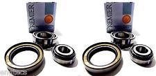 2x Premier bearings set cuscinetto ruota va MERCEDES 190 w201 d2.0 e2.0 d2.5 e2.6 EVO