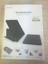 Moshi VersaKeyboard bluetooth keyboard with VersaCover for iPad Pro 9.7inch