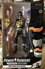Power Rangers Lightning Collection Dino Charge Black Ranger 2020