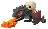 Pop! & Dorbz Rides--Game of Thrones - Daenerys on Fiery Dragon Pop! Ride