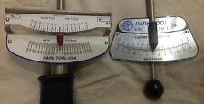 Set of Park Tool Torque Wrenches (TW-1 & TW-2) - Excellent Condition