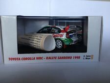 Vitesse 1:43 Toyota Corolla WRC Rally Sanremo 1998 V98205