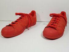 adidas Superstar East River Schuhe weiß blau orange im WeAre