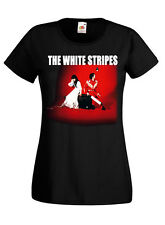 The White Stripes - Elephant, album cover T-SHIRT (BLACK) XS-2XL