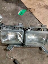 volvo 740 760 head light assembly right passenger 1984 1985 1986 1987 1988 1989