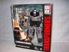 Motormaster Combiners Wars Transformers Generations Voyager Class 2014 New