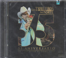 CD - Los Trailoeros Del Norte NEW 35 Aniversario FAST SHIPPING !