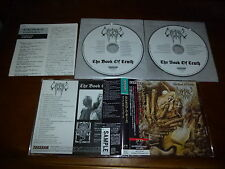 Ceremonial Oath / The Book Of Truth JAPAN 2CD At the Gates God Macabre *A