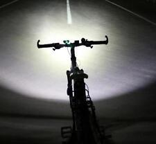X2 CREE XM-L U2 Fahrradlampe Fahrradbeleuchtung bikelight Kopflampe 18650 AKKU