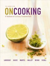 On Cooking: A Textbook of Culinary Fundamentals, F