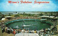 Postcard Seaquarium Miami Florida