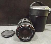 Tokina SD Zoom Lens 1:3.5~4.5  f= 28~70mm  - Dm.52 Japan mit Yashica