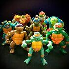 8 Teenage Mutant Ninja Turtles Playmates 1989 Figures Vintage TMNT incl Traag #3