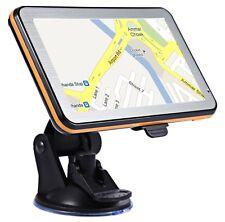 5.0 Pollici 4GB Navigatore Auto Car GPS Navigazione Radio FM con Mappa Europea