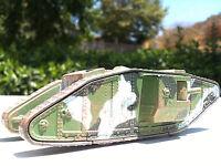 Corgi Mark IV Male Tank WW1 - Tank Corps  Showcase Diecast Model Collection
