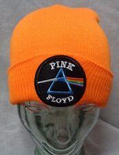 pink floyd beanie hat ski cap dark side of the moon classic rock waters gilmore