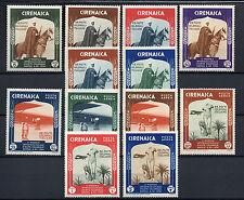 FRANCOBOLLI 1934 CIRENAICA 2° MOSTRA Z/2880