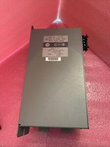 Allen Bradley Power Supply 1771-P7