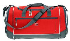 Sporttasche BIG ADVENTURE Sport Fitness Tasche Reisetasche Bag NEU ROT