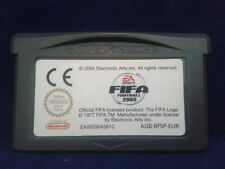 JUEGO GAME BOY ADVANCE FIFA FOOTBALL 2005 PAL