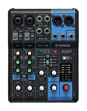 Yamaha MG06X Mixer Analogico con Effetti 6 ch. Nuovo, Garanzia Italiana