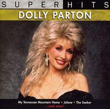 Dolly Parton - Super Hits [New CD]
