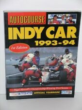 Autocourse Indy Car Yearbook 1993-94,Jeremy Shaw