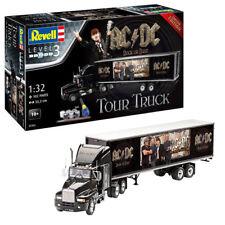 """REVELL Gift Set Truck & Trailer """"AC/DC"""" 1:32 Model Kit 07453"""