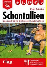 Schantallien von Peter Grünlich (2015, Taschenbuch)