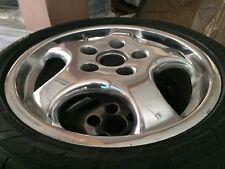 "AUDI RS2 PORSCHE CARRERA 8"" x 17"" ET52 wheels+tyres"