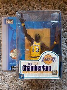 McFarlane NBA Legends Series 1 Wilt Chamberlain Los Angeles Lakers Variant