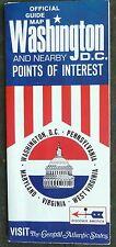 1976 Official Washington & Central Atlantic States brochure b