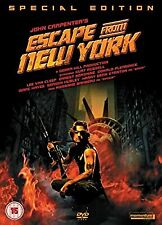 Escape From New York [DVD], , Used; Very Good DVD
