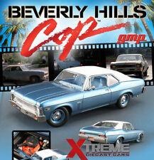 1:18 Gmp 1970 Chevrolet Nova 1984 Beverly Hills Cop Película Eddie Murphy