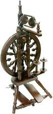 Kromski Minstrel Walnut Finish Spinning Wheel FREE Ship Special  Bonus