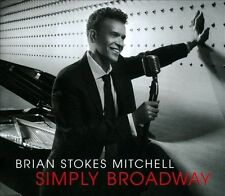 BRIAN STOKES MITCHELL (2012) Simply Broadway with Tedd Firth, piano