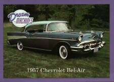 1957 Chevrolet Bel-Air, Dream Machines, Cars, Trading Card -- Not Postcard