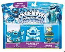 Skylanders-Empire De Glace Aventure Pack 4 figurines-inc SLAM BAM tous platfoms