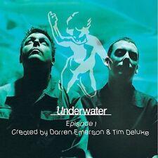 DARREN EMERSON, Underwater Episode 1, Tim Deluxe, In the mix dance 2 CD Set, NEW