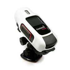 Tuff-Luv Silicone Gel Skin Case Cover for Garmin Virb / HD Elite Camera - White