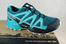 Salomon Speedcross Sport Sneakers Running Shoes Sneakers Blue/Turquoise New