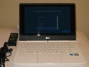 LG gram 13Z970 13in. (256GB, Intel Core i5 7th Gen., 8GB) Notebook/Laptop White