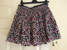 Ladies Skirt by Jack Wills, size 8, pretty floral pattern with lining, lovely on