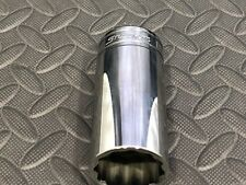"Snap-On NEW S361 1/2"" Drive 1-1/8"" Deep Socket $59.50 List Price!"