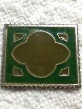.925 Silver MC Ingot Stamp - Green - 16.1 gm