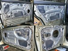 6 Nissan GQ Patrol / Ford Maverick Inner Door Trim Gasket, Moisture & Dust Seals