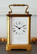 Antique Ovington Brothers French Carriage Clock - Mid 19th Century