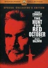 Hunt for Red October [Special Collector's Edition] (2003, DVD NIEUW)