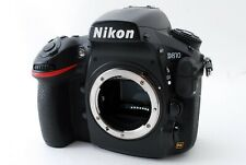 [Near Mint] Nikon D810 36.3 MP Full Frame Digital SLR Camera Body w/ Charger
