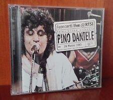 """PINO DANIELE - """"Concerto live 26 Marzo 1983 alla RTSI"""" - CD + DVD Like new"""